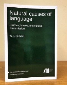 Natural Causes of Language